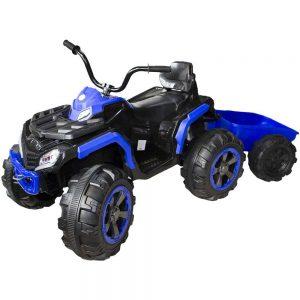 ATV cu acumulator + remorca