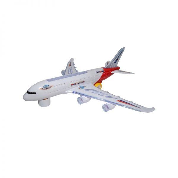 Avion cu baterii