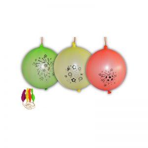 Baloane multicolore