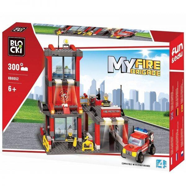 Blocki My Fire Brigade