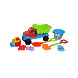 Camion (39 cm) cu accesorii pentru nisip