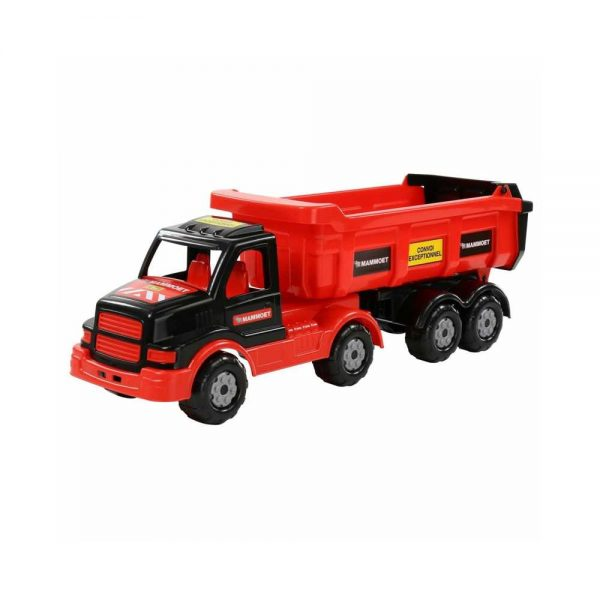 Camion Mammoet
