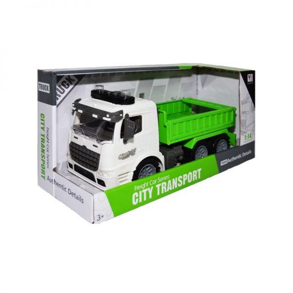 Camion cu baterii
