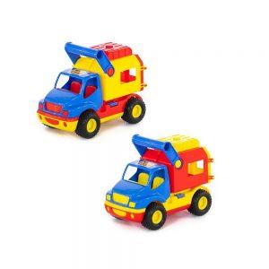 Camion cu duba - ConsTruck