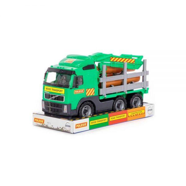 Camion cu lemne - Volvo PowerTruck