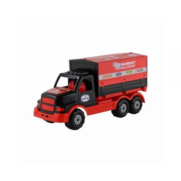 Camion cu prelata - Mammoet