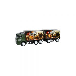 Camion cu remorca