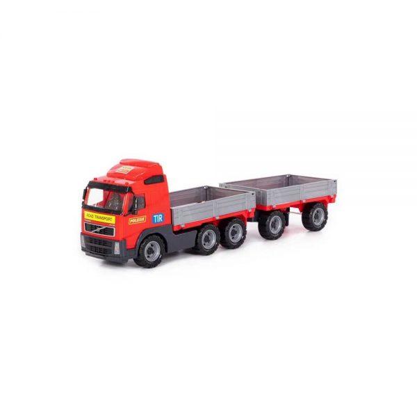 Camion cu remorca - Volvo PowerTruck