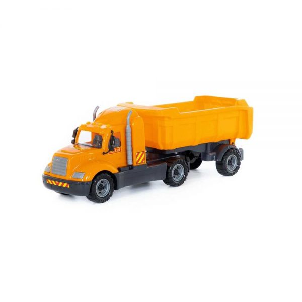 Camion cu semiremorca - Mike