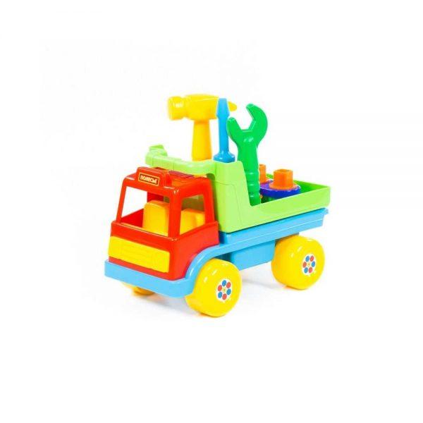 Camion cu unelte