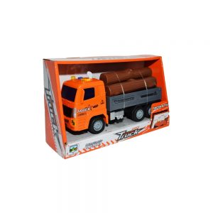Camion frictiune