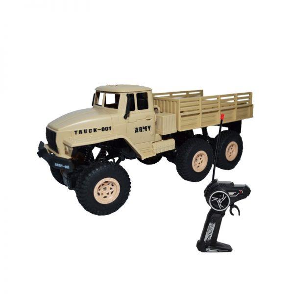 Camion militar cu RC