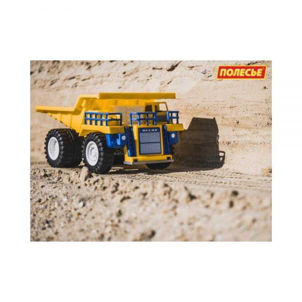Camion minerit - Belaz