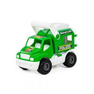 Camion politie-prim ajutor