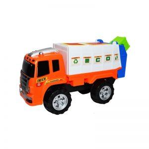 Camion salubrizare