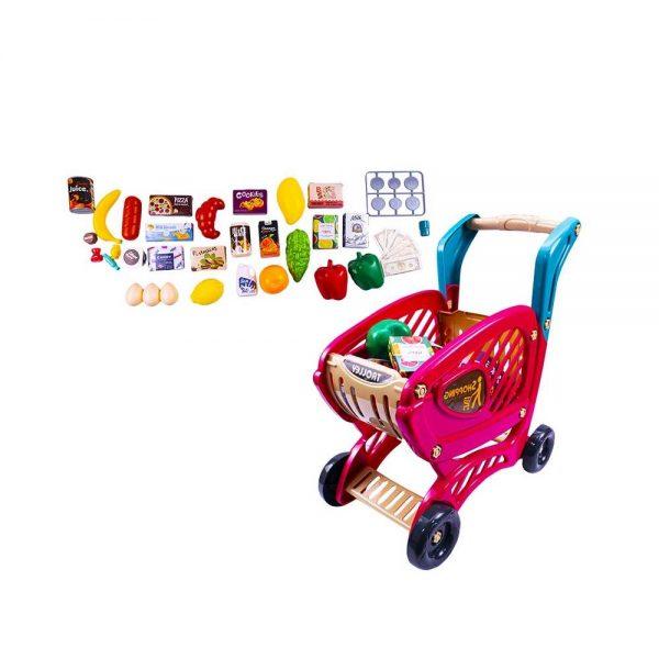 Carucior cumparaturi + accesorii