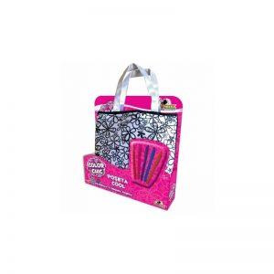 Color Chic Poseta Cool cu glitter & gems