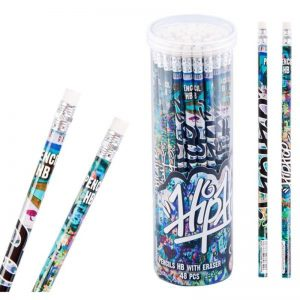 Creion cu guma - Grafitti