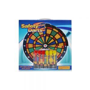 Darts cu 6 sageti