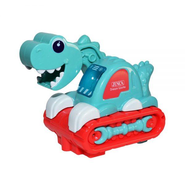 Excavator-dinozaur