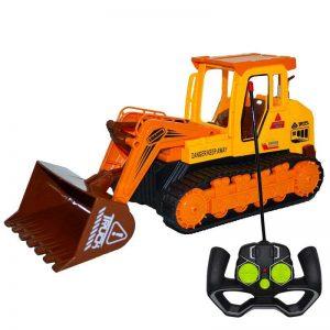 Excavator/incarcator cu RC