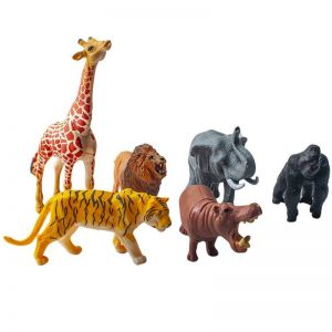 Figurine animale din jungla