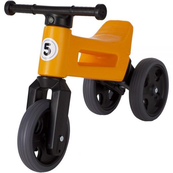 Funny Wheels Rider Sport  portocaliu