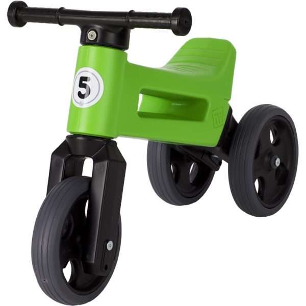Funny Wheels Rider Sport verde
