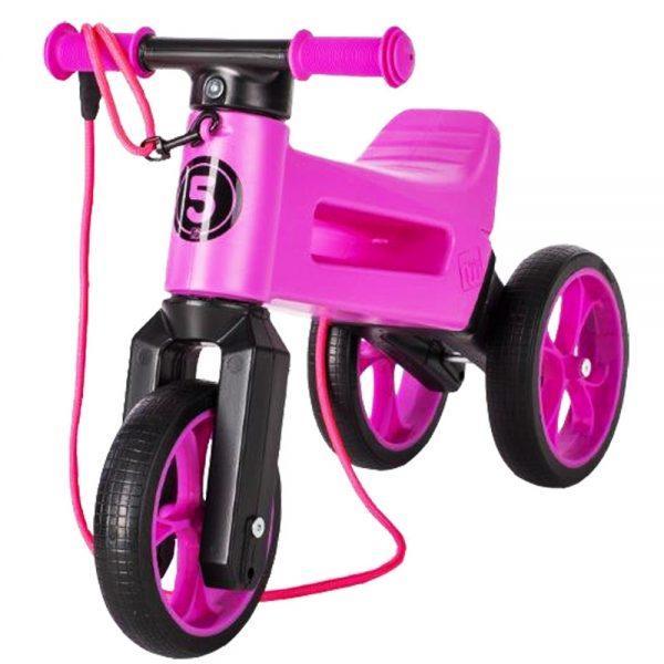 Funny Wheels Rider SuperSport violet