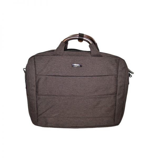Geanta laptop cu 2 fermoare - NEBO