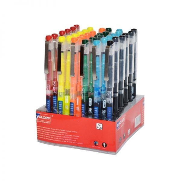 Ink Roller fosforescent Display 169 - 36