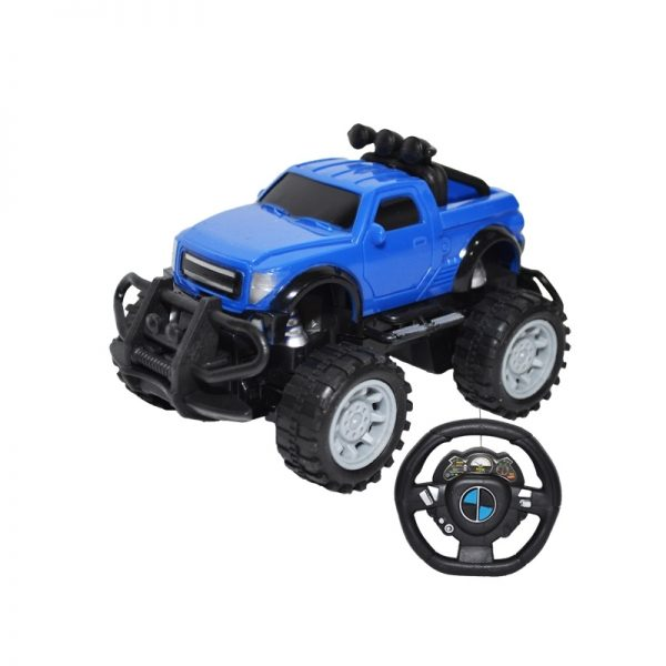 Jeep cu RC