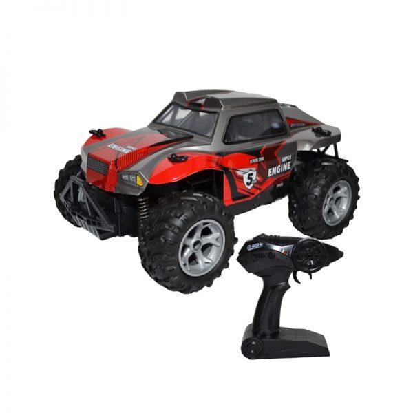 Jeep cu RC si AC