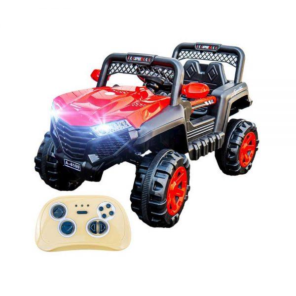 Jeep cu acumulator