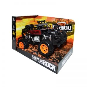 Jeep frictiune metalic