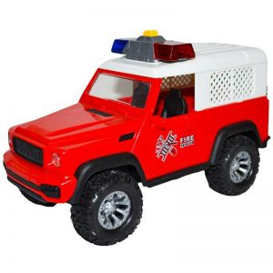 Jeep frictiune pompieri