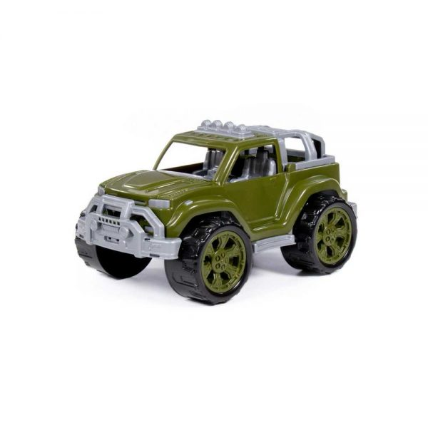 Jeep militar - Legion