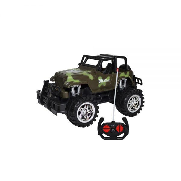 Jeep militar cu RC