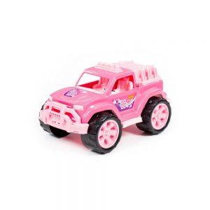 Jeep roz - Legion