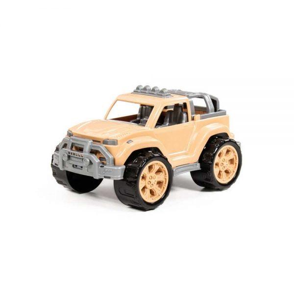 Jeep safari - Legion