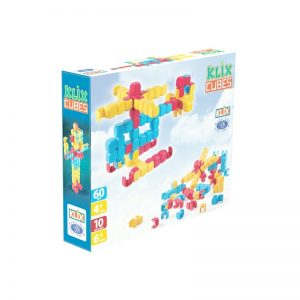 Joc constructii Klix Cubes