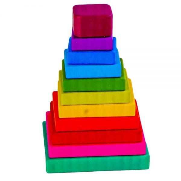 Joc piramida patrat