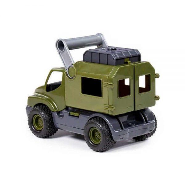 Masina armata CONSTRUCK cu grip 25 cm