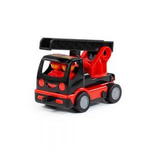 Masina pompieri cu scara - Mammoet