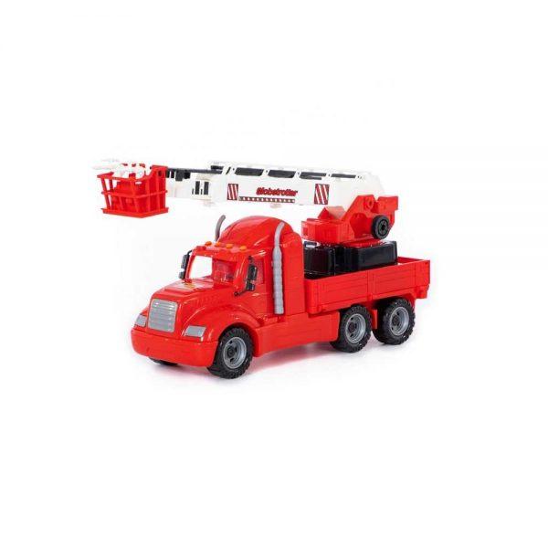 Masina pompieri+macara - Mike