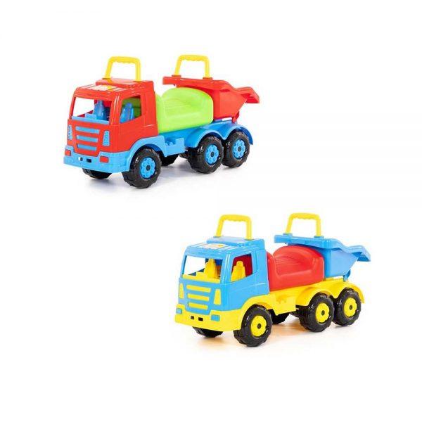 Masinuta fara pedale-Camion - Premium