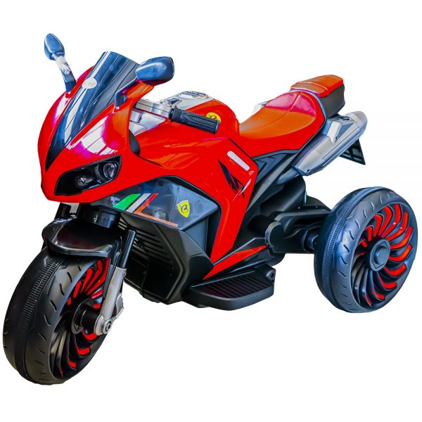 Motocicleta cu acumulator