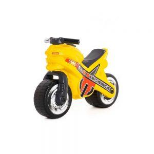 Motocicleta fara pedale