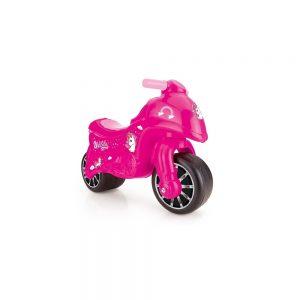 Motocicleta fara pedale/roz-Unicorn/50x71x27 - Dolu