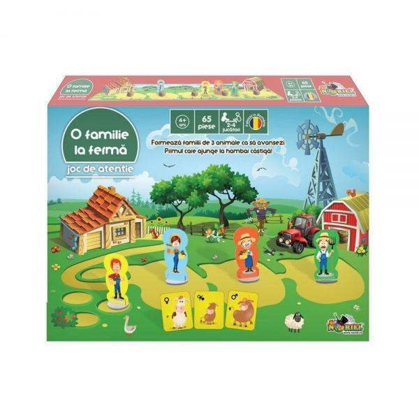 Noriel Games - Familia ferma